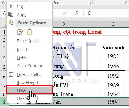 an-hang-trong-excel