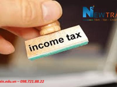 Hướng dẫn làm tờ khai khấu trừ thuế TNCN