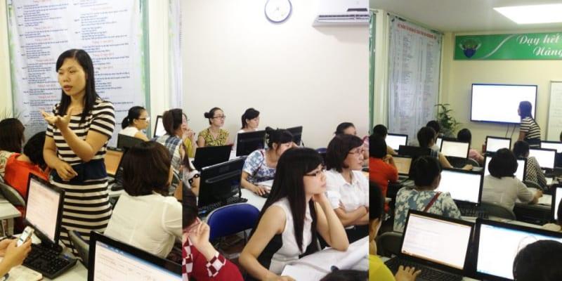 Trung tâm đào tạo kế toán thực hành Thiên Ưng là một trong các trung tâm kế toán uy tín