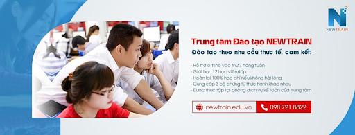 """Với phương châm đào tạo """"Tâm - Tân - Chất"""" NewTrain đảm bảo sẽ mang đến cho học viên những hành trang kiến thức vững chắc nhất!"""